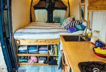 Van camper