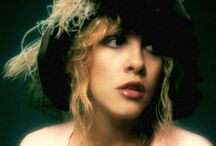 Stevie Nicks-My Inspiration / by Laura Barracato