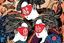 Chinese Illustration