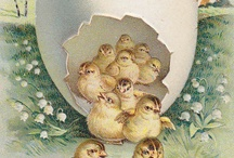 Easter Vintage / Decupage