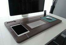 Изделия из дерева. Рабочий стол.