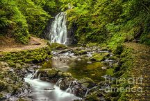 Waterfalls / Pictures of waterfalls in Ireland