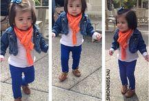 Kids fashion / by Lenedra Sills
