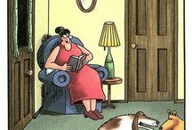 The Far Side / by Mitchell McCraw