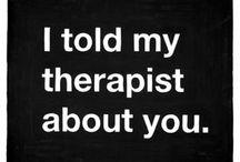 Therapy / by Gina Atencio