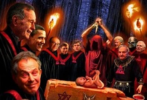 SATANISTS  / by Gregg Golding