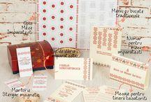 Pachete de nunta / Pachete tematice complet personalizabile pentru o nunta ca o poveste