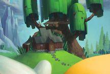 Adventure time ♡♡♡