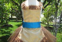 Princess tutu costumes