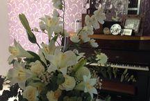 Flower arrangement / Artificial flower arrangement