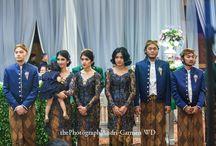 Javanese weddings
