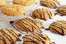 Biscuits aux graines de sésame / Biscuits graines sésame