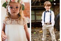 Barnen brölloo