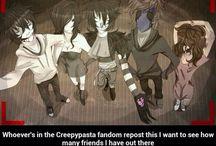 Creepypasta ❤️