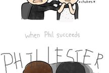 amazing phil and Dan is not on fire