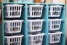 Gotta get organized! / by Charessa Witham