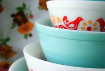 Pyrex/Vintage Love / by Nicole Taylor