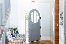 Doors and entryways / by Jennifer Parmalee