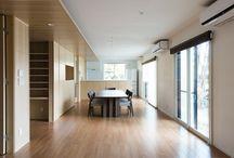 LEDが広がる家 / 戸建リノベーション