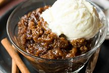 slow cooker pudding