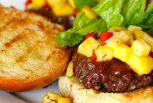 Food ~ Burgers and Sliders