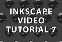 Inkscape Graphic Program / by James Roughton