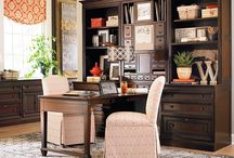 """my """"corner"""" office / by Tracie Green"""