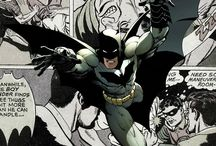 Batman comics/ villains/ artwork / Everything batman related