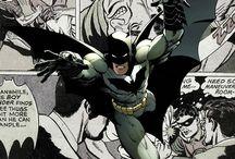 Batman comics/ villains/ artwork / Everything batman related