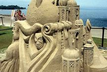 Amazing Sand Castles and Sculptures / by Dichroic GlassMan