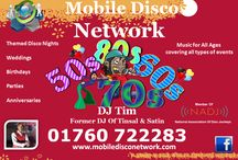 Themed Parties / Ballroom Night  50s Rock n Roll Night  60s Night  70s night  80s night  90s night  Classic Rock Night  U.V. Party Night  Fancy Dress  Halloween  Christmas Party Nights  Birthdays  Party In Pink - one for just the girls with Zumba Music.  And many more