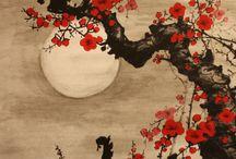 ART JAPANESE CHINESE KOREAN