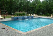 Home: Swimming Pool ideas / by Kip Britt