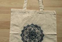 Mandala Bag / 100% Recycled Cotton
