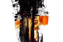 Philippe Hervé - Portraits abstraits