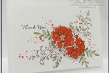 What I Love / SAB Stamp Set Stampin' Up