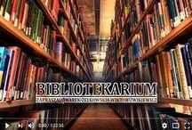 Bibliotekarium audycje w radiu / Audycje o książkach w Radiu PARANORMALIUM