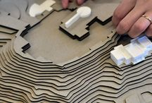 Architectural Models / Laser Cut Physical Models