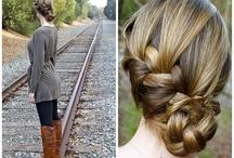 Wedding Hair Ideas / Gorgeous hair desings / by Sweetheart Bridal