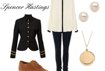 Spencer Hastings Outfits