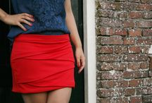 Our Sewing Patterns / Official photos and diagrams of our patterns