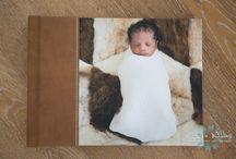 Portrait Album Obsession / A look into our couples portrait album artwork