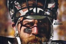 Brett Keisel / Brett is my favorite Steeler. Fear da Beard! / by Kathie Spargo