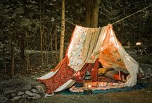 glamping photo shoot / by Theresa Althauser