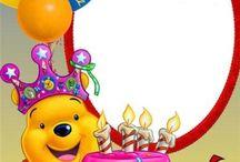 doğum günü pano