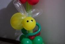 enfeites de balões