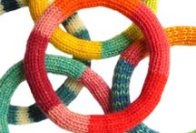 KNIT This / Knitted and crocheted projects to try, and other fun things to do with yarn. *