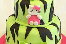 Cakes / by Sandra Foster