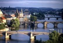 Tsjechie en Praag   Czech Republic and Prague