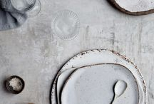 C U S T O M dining / Handmade, Danish-inspired, Authentic Dishware